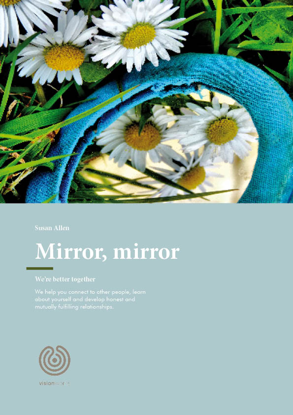 Front cover for free download - Mirror, mirror