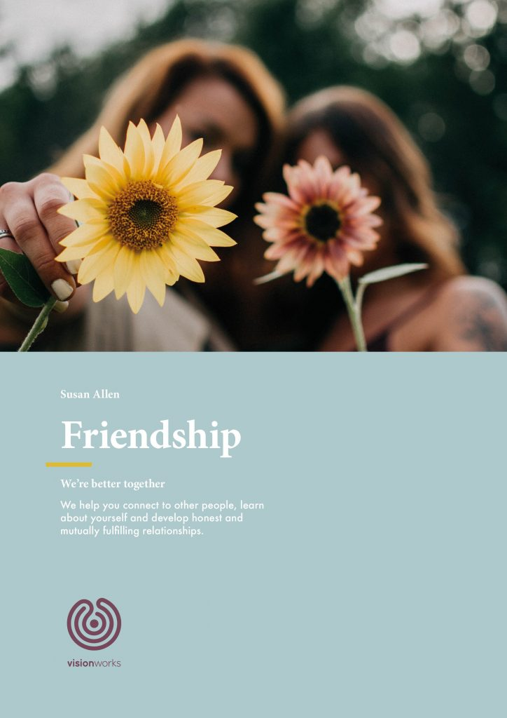 An image of a document titled 'Friendship'