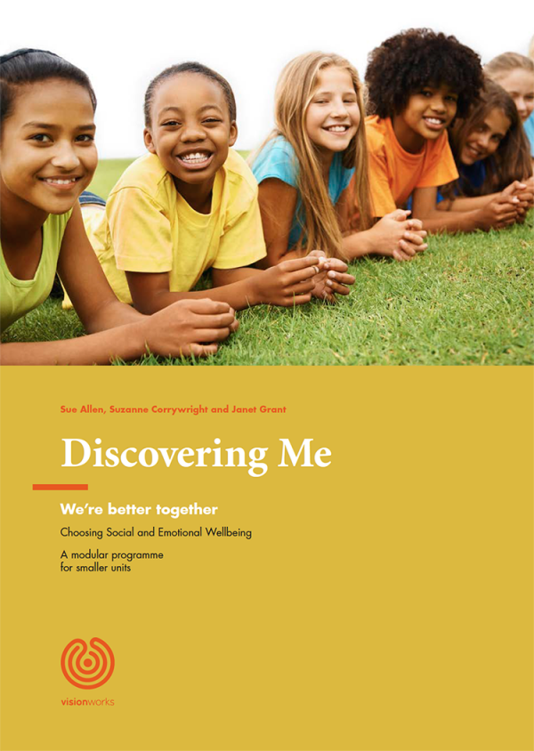 This is the front cover of a programme of emotional intelligence for schools