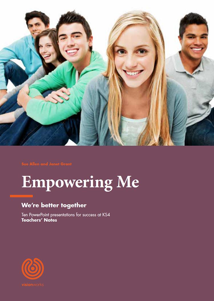 Empowering Me - KS4